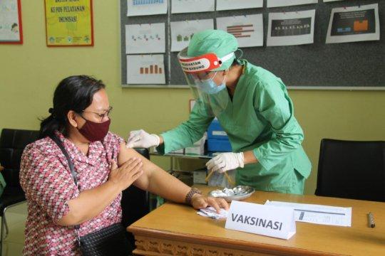 Uji coba simulasi imunisasi vaksin COVID-19 mulai dilakukan Kemenkes