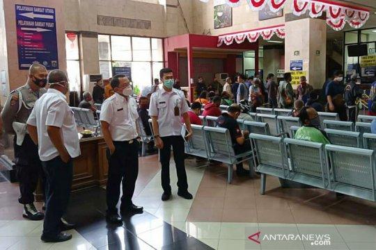 KPK dorong perbaikan layanan publik di Samsat Jakarta Utara dan Pusat
