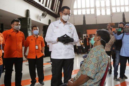 Kemensos salurkan BST Tahap VII di Surabaya