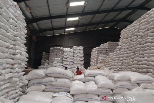 Bulog siap bangun gudang pengolahan beras berskala nasional di Garut