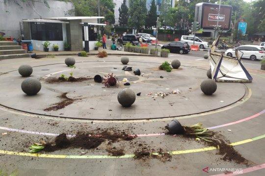 Wakil Wali Kota Bandung harap tidak ada aksi massa berujung perusakan