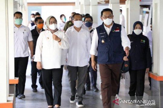 Gubernur Jabar sempurnakan alat PCR bantuan pemprov untuk Bogor