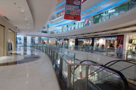 Pemulihan kinerja properti pusat perbelanjaan Jakarta mulai 2021