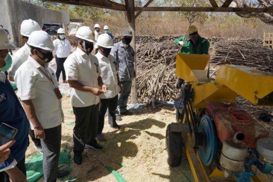 PLN tuntaskan uji coba pemanfaatan EBT pengganti batu bara PLTU di NTT