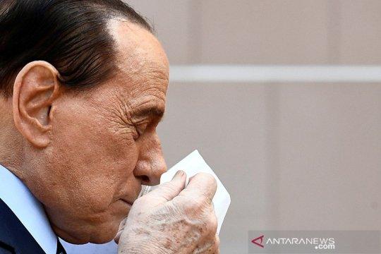 Eks PM Italia Silvio Berlusconi pulih dari COVID-19