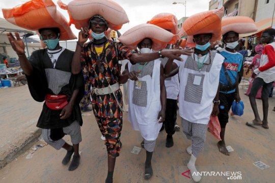 Senegal berlakukan keadaan darurat ketika kasus COVID meningkat