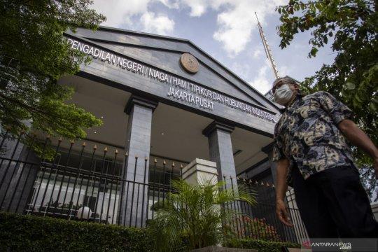 Lima orang pegawai Pengadilan Jakarta Pusat positif COVID-19