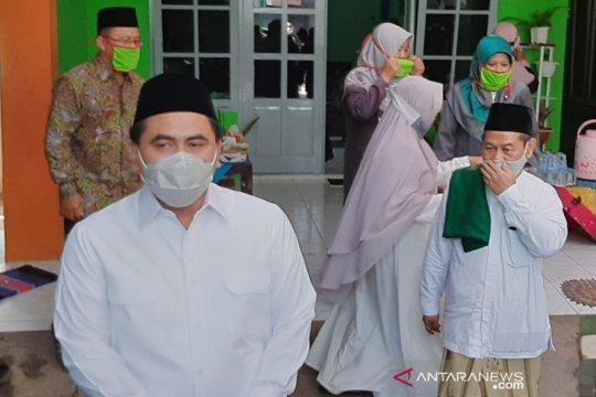 Jawa Tengah menggiatkan Jogo Santri untuk cegah penularan COVID-19
