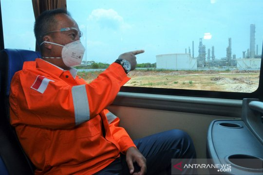 Komisi VII DPR RI dukung Proyek Revamping Aromatic dan New Olefin TPPI
