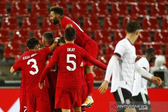 German ditahan Turki 3-3 di laga persahabatan