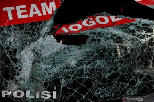 Polisi: Pengunjuk rasa ricuh di Surabaya bukan elemen buruh