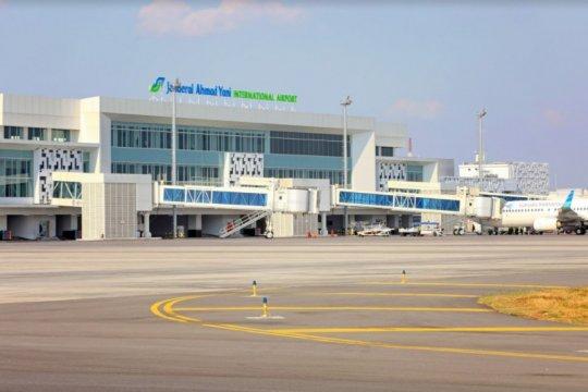 Trafik pesawat di bandara AP I September 2020 naik tipis