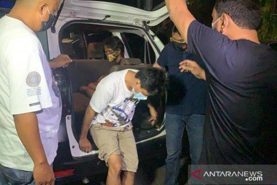 Polisi tangkap dua pelaku curas di Kalideres, satu tertembak di kaki