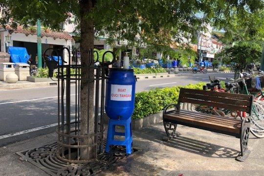 Penegakan protokol kesehatan tempat usaha di Yogyakarta persuasif
