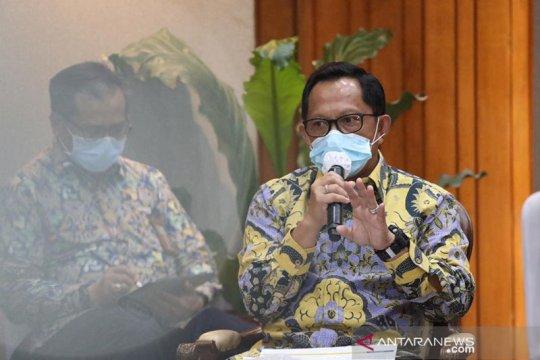 Mendagri: Omnibus Law UU Cipta Kerja permudah izin usaha di daerah