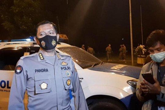 Polisi sebut 26 orang luka akibat aksi massa yang rusuh di Lampung