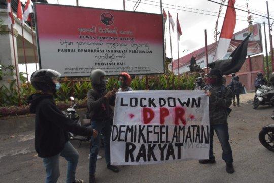 Polisi tegaskan tidak ada unjuk rasa dari organisasi buruh di Bali