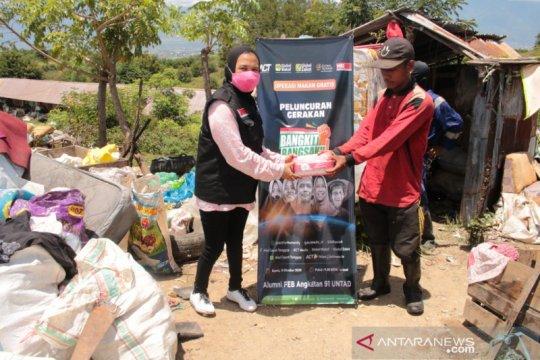 """ACT Sulteng gagas gerakan """"Bangkit Bangsaku"""" bantu pangan warga"""