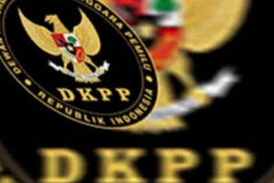 DKPP sidang etik Ketua dan Anggota Bawaslu Provinsi Sulteng pada Sabtu