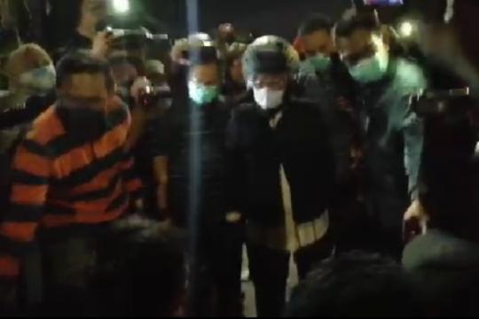 Kemarin, Aktor anarkis demo diproses hukum hingga Polri hormati HAM