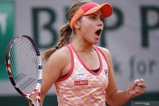 Tenis French Open: Kenin melaju ke final bertemu petenis Polandia Iga Swiatek