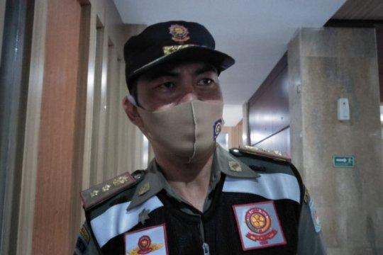 Ratusan pelanggar protokol kesehatan di Mataram-NTB dijaring Satpol PP