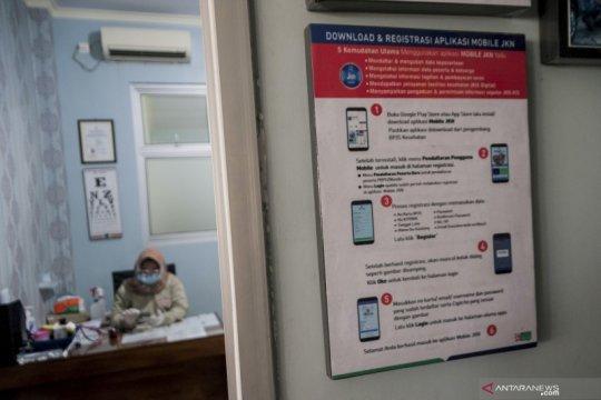 BPJS Kesehatan catat lonjakan layanan kesehatan digital JKN-KIS