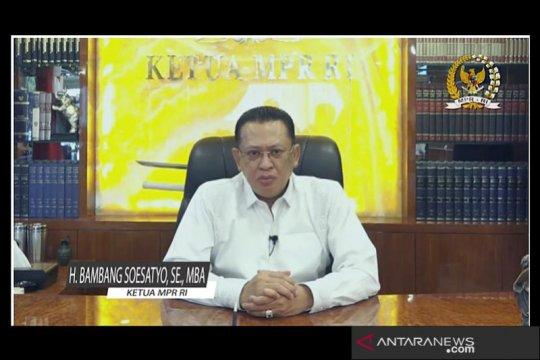 Ketua MPR RI dorong perbaikan penanganan COVID-19 di tiga daerah