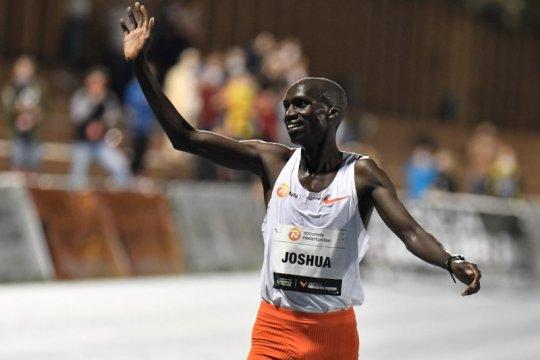 Cheptegei kembali pecahkan rekor dunia lari