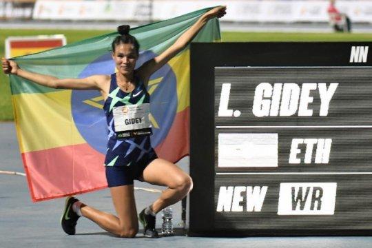Dua rekor dunia lari pecah di ajang Valencia World Record Day