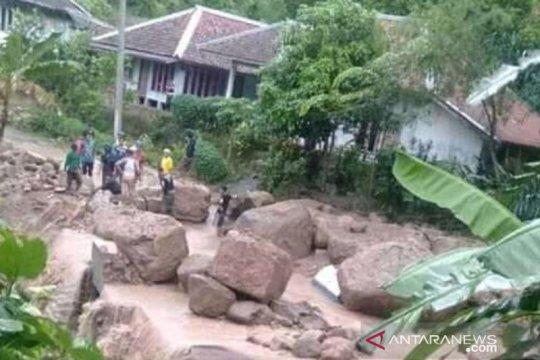 BPBD  : Penanganan bencana alam Cianjur selatan sudah 70 persen