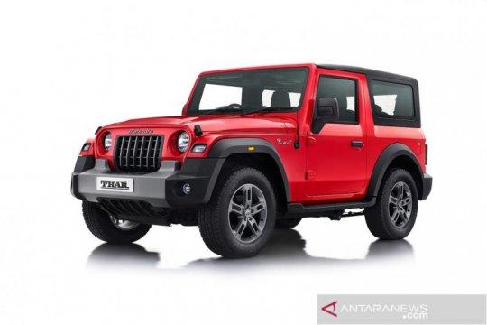 """Mahindra Thar """"Jeep India"""" dipesan 9.000 unit dalam 5 hari"""