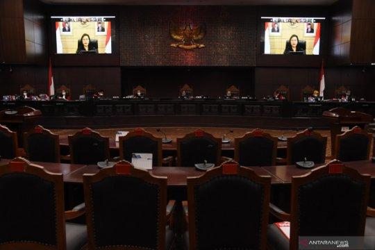 Sidang MK, Menkeu jelaskan tekanan pada perekonomian sejak PSBB
