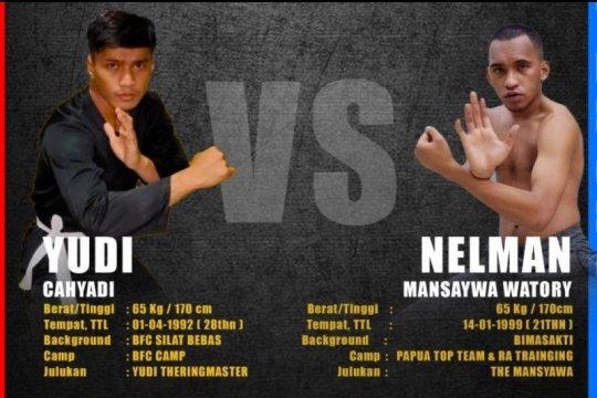 Silat Bebas bakal gebrak One Pride MMA