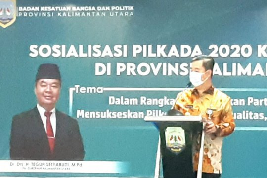 Disinformasi UU Ciptaker, Pjs Gubernur Kaltara luruskan substansinya