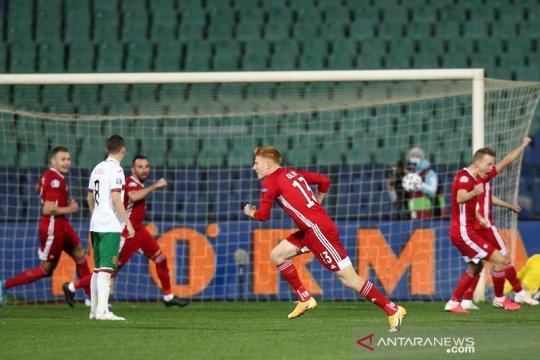 Hongaria, Islandia berhadapan di final playoff EURO Jalur A
