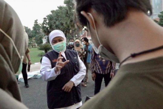 Gubernur Jawa Timur surati Presiden untuk sampaikan aspirasi buruh