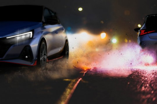 Hyundai ungkap teaser all-new i20 N