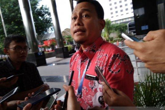 KPK panggil empat karyawan swasta kasus RTH Kota Bandung