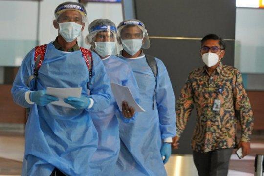 KKP pulangkan tiga nelayan Indonesia yang ditangkap aparat India