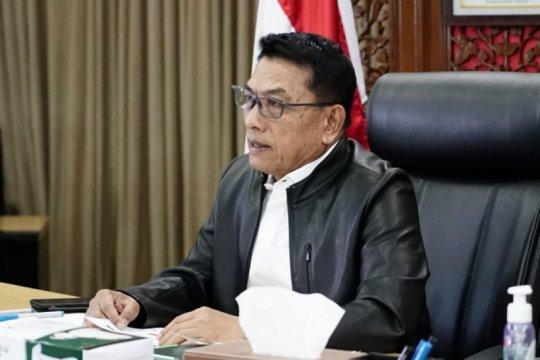 Moeldoko: UU Ciptaker sesuai janji Presiden Jokowi
