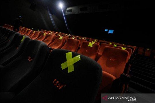 Pemkot Bandung izinkan bioskop beroperasi meski zona merah