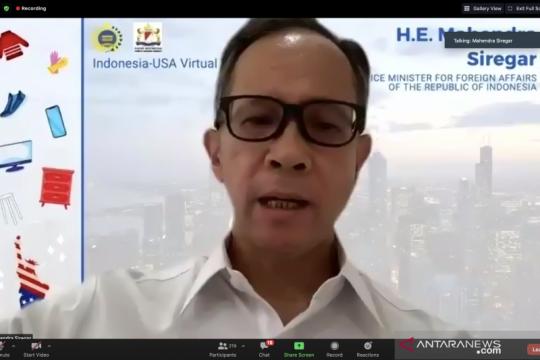 Indonesia nantikan respon positif AS terkait perpanjangan GSP