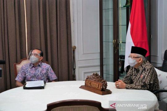Setwapres tidak beri rekomendasi Komaruddin Hidayat jadi komisaris BSI