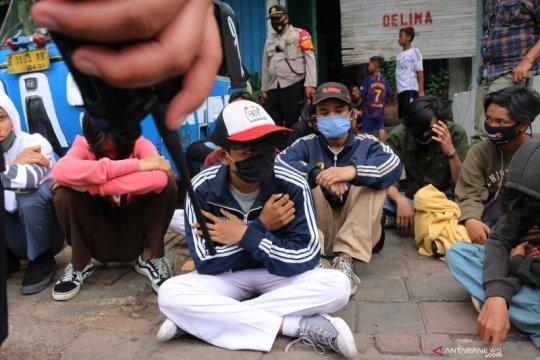 Ombudsman pantau proses penanganan demonstran di Polda Metro Jaya