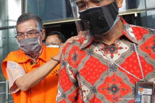 KPK tahan Bambang Giatno Rahardjo