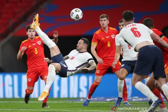 Inggris kalahkan Wales 3-0