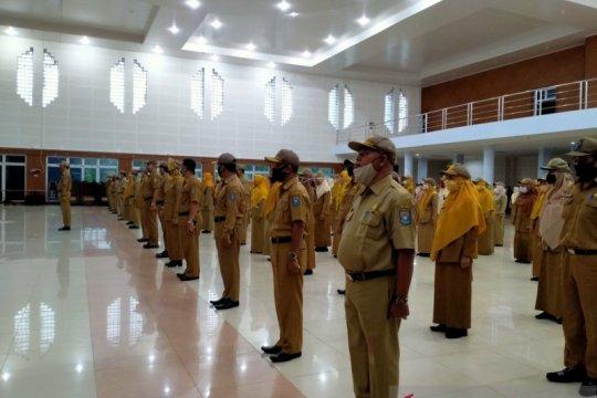 Kontak erat positif COVID-19, ASN Belitung Timur diisolasi di kantor