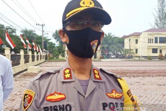 Polisi tahan tersangka pencemar nama baik Bupati Nagan Raya Aceh