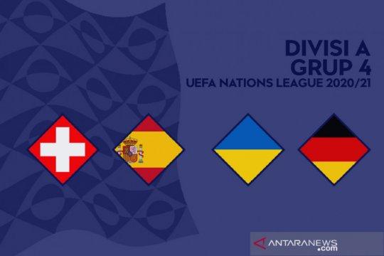 Jadwal Nations League malam ini: Jerman berburu kemenangan perdana